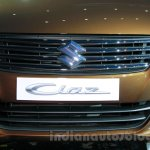 Maruti Ciaz front grille