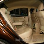 Maruti Ciaz rear bench