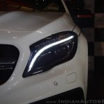 Mercedes-Benz GLA 45 AMG LED DRL Launch