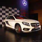 Mercedes-Benz GLA 45 AMG Launch