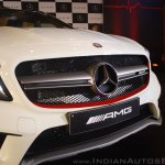 Mercedes-Benz GLA 45 AMG grille Launch