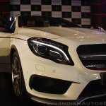 Mercedes-Benz GLA 45 AMG headlight Launch