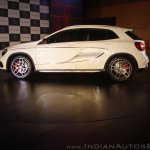 Mercedes-Benz GLA 45 AMG profile Launch