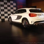 Mercedes-Benz GLA 45 AMG rear quarter Launch