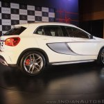 Mercedes-Benz GLA 45 AMG side Launch
