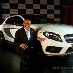 Mercedes GLA 45 AMG India launch live