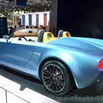 Mini Superleggera Vision Concept at the 2014 Paris Motor Show
