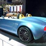 Mini Superleggera Vision Concept at the 2014 Paris Motor Show