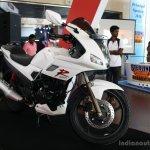 New Hero Karizma R at the 2014 Colombo Motor Show Sri Lanka