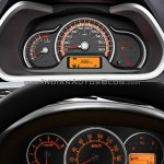 New Maruti Alto K10 vs older model cluster