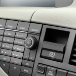 New Volvo FH centre console