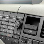 New Volvo FH centre console