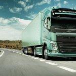 New Volvo FH front three quarter