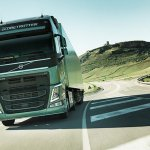 New Volvo FH front