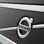 New Volvo FH logo
