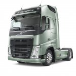 New Volvo FH prime mover