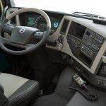 New Volvo FM Cockpit