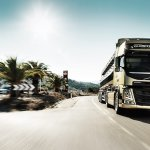 New Volvo FM car carrier