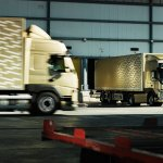 New Volvo FM cargo carrier