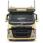 New Volvo FM front view