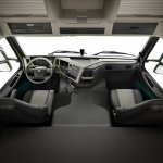 New Volvo FM interior