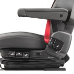 New Volvo FM seat