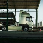 New Volvo FM side
