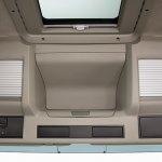 New Volvo FM storage compactments