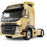 New Volvo FM tractor