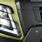 New Volvo FMX headlamp