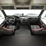New Volvo FMX interior