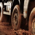 New Volvo FMX off road