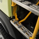 New Volvo FMX steps