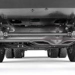 New Volvo FMX underbody