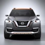 Nissan Kicks Concept front Press shot