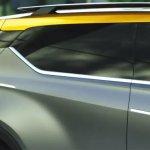 Nissan Kicks concept daylight opening