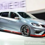 Nissan Pulsar NISMO Concept at the 2014 Paris Motor Show