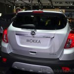 Opel Mokka 1.6 CTDI rear at the 2014 Paris Motor Show