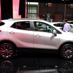 Opel Mokka 1.6 CTDI side at the 2014 Paris Motor Show