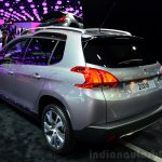 Peugeot 2008 Crossway rear three quarters at the 2014 Paris Motor Show