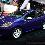 Peugeot 208 Like Edition at the 2014 Paris Motor Show