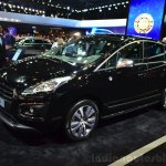 Peugeot 3008 Crossway front three quarters at the 2014 Paris Motor Show