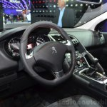 Peugeot 3008 Crossway interior at the 2014 Paris Motor Show