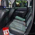 Peugeot 3008 Crossway rear seat at the 2014 Paris Motor Show