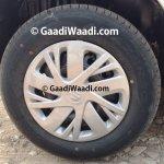 Refreshed Maruti Swift wheels