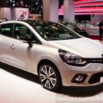 Renault Clio Initiale Paris at the 2014 Paris Motor Show