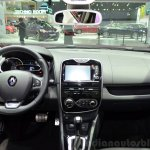 Renault Clio Initiale Paris dashboard at the 2014 Paris Motor Show