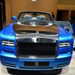 Rolls-Royce Phantom Drophead Coupe Waterspeed Collection front