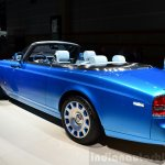 Rolls-Royce Phantom Drophead Coupe Waterspeed Collection rear three quarters left