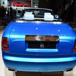 Rolls-Royce Phantom Drophead Coupe Waterspeed Collection rear